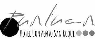 logo hotel san roque balmaseda